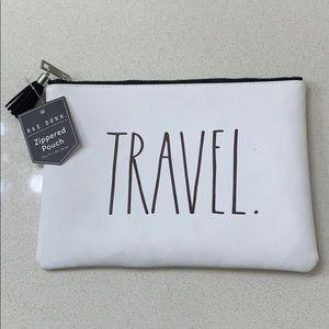 Rae Dunn Travel Pouch